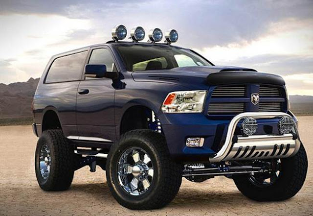 2017 Dodge Ramcharger Price