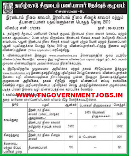 tamilnadu-police-recruitment-2019-tnusrb-exams