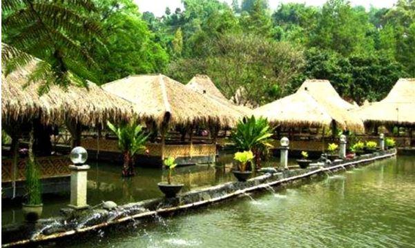 Arena Pemancingan Bonita Lembang wisata