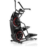 Bowflex Max Trainer M3 Cardio Machine, burns up to 2.5x more calories than an elliptical, with Max 14 Min Interval training and Manual program plus 8 resistance levels
