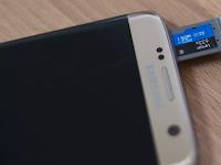 Cara memindahkan aplikasi ke kartu microSD di smartphone Samsung Galaxy