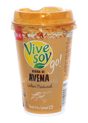 Vivesoy Go! Avena