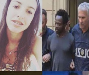 Nigerian migrant, 3 More Africans drug, gang ra-pe 16-yr-old girl to death in Italy .(Photos)