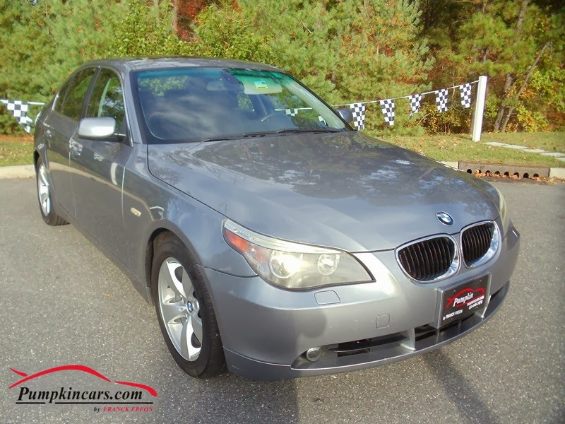 Beautiful Gray Exterior With Black Leather Interior And Dark Wood Trim Features Include Bluetooth Heated Seats Memory Cd Player Bmw Ist