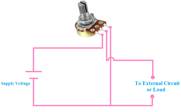 rheostat vs potentiometer  differences with diagram and