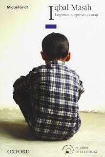 ¡¡Sorteo!! Iqbal Masih. Lágrimas, sorpresas y coraje