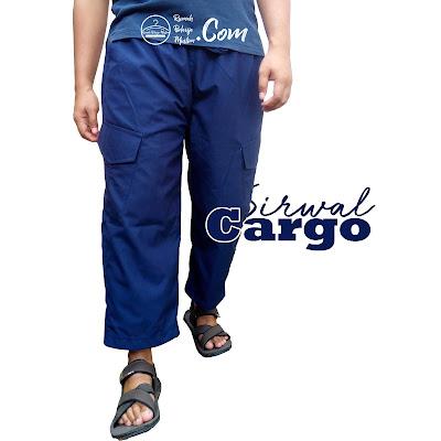 Jual Sirwal Cargo Laa Isbal