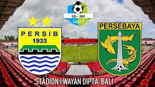 Prediksi Persib vs Persebaya - Sabtu 20 Oktober 2018