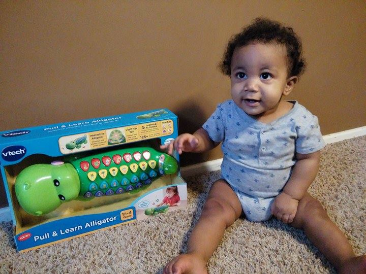 Best Baby Toys For 8 Months Old : Popular product reviews by amy: vtech toys for the holidays review