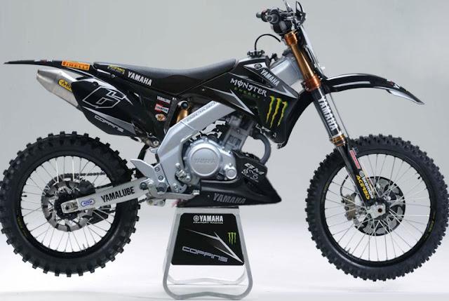Modifikasi Yamaha Vixion Menjadi Motor Trail