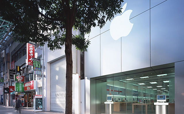 Apple Sendai Ichibancho