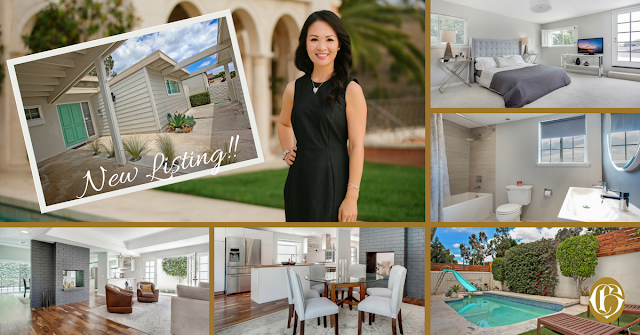 CHGLH just listed 14451 Wildeve Ln Tustin