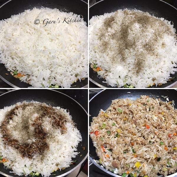 egg fried rice recipe | indo chinese style egg fried rice recipe | egg rice recipe | how to make egg fried rice