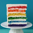 Resep Rainbow Cake | Indonesia 2012