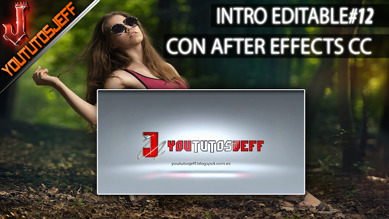 Intro Editable#12 con after effects CC