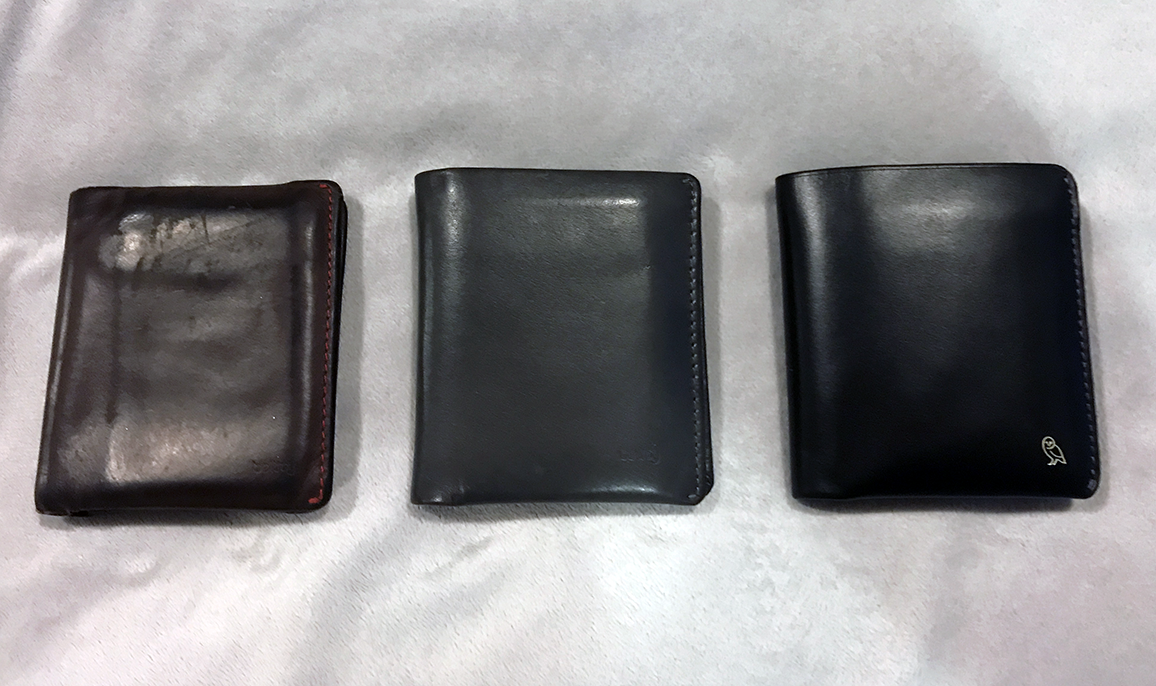 b0ca070d50 Review: Bellroy Note Sleeve Black Designer's Edition