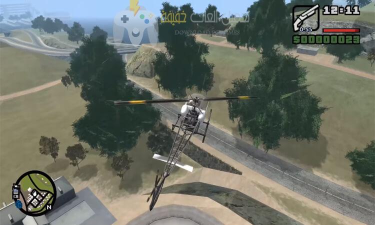 تحميل لعبة جاتا 10 GTA للكمبيوتر مجانا برابط مباشر