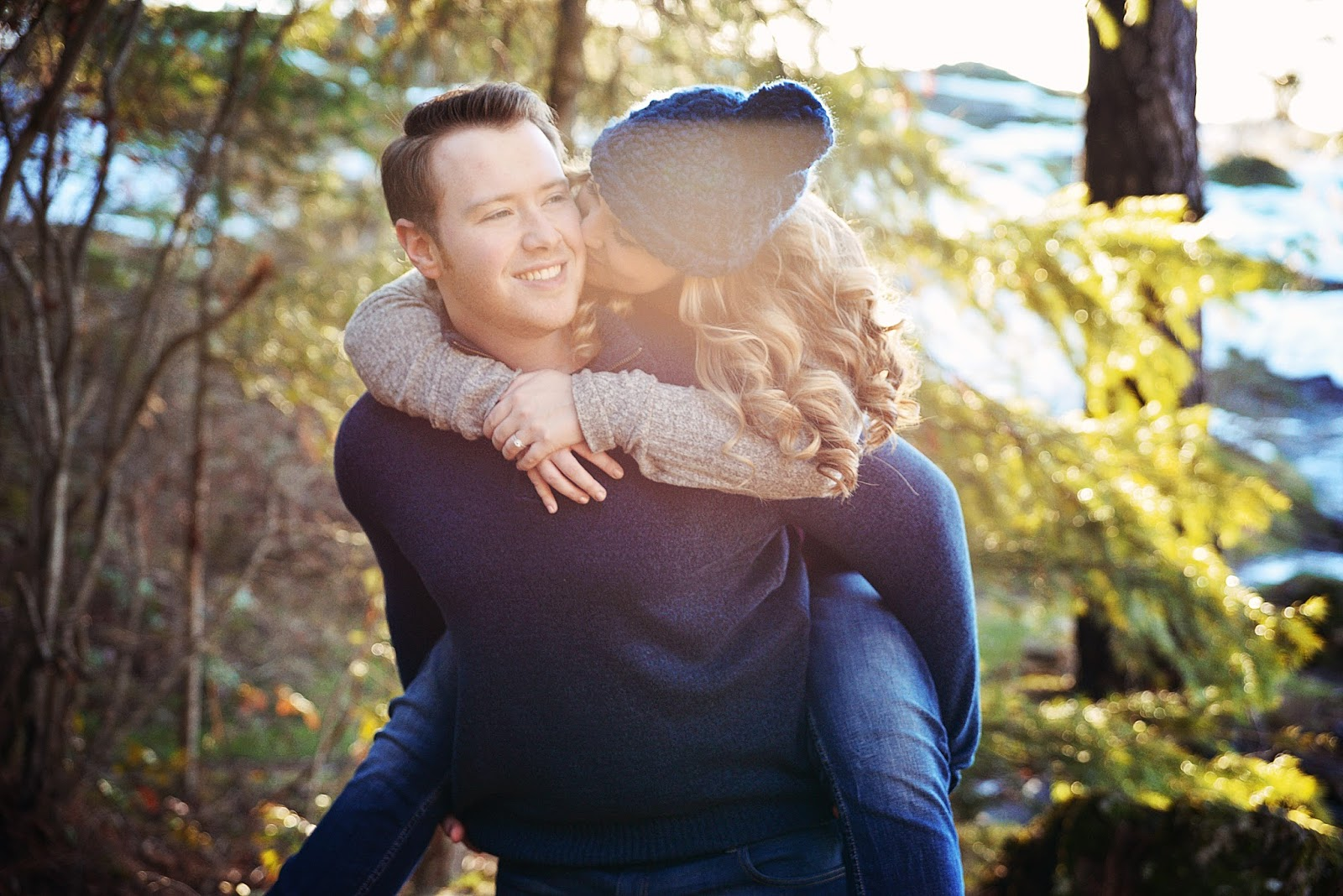 .Preston & Sarah. Coeur d'Alene, ID Photographer