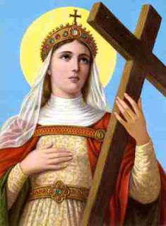LE LIVRE D'HEURES DE LA REINE ANNE DE BRETAGNE (vers 1503) TRADUIT DU LATIN par M. L'ABBÉ DELAUNAY – Paris - 19 eme sièc Santa%2BElena