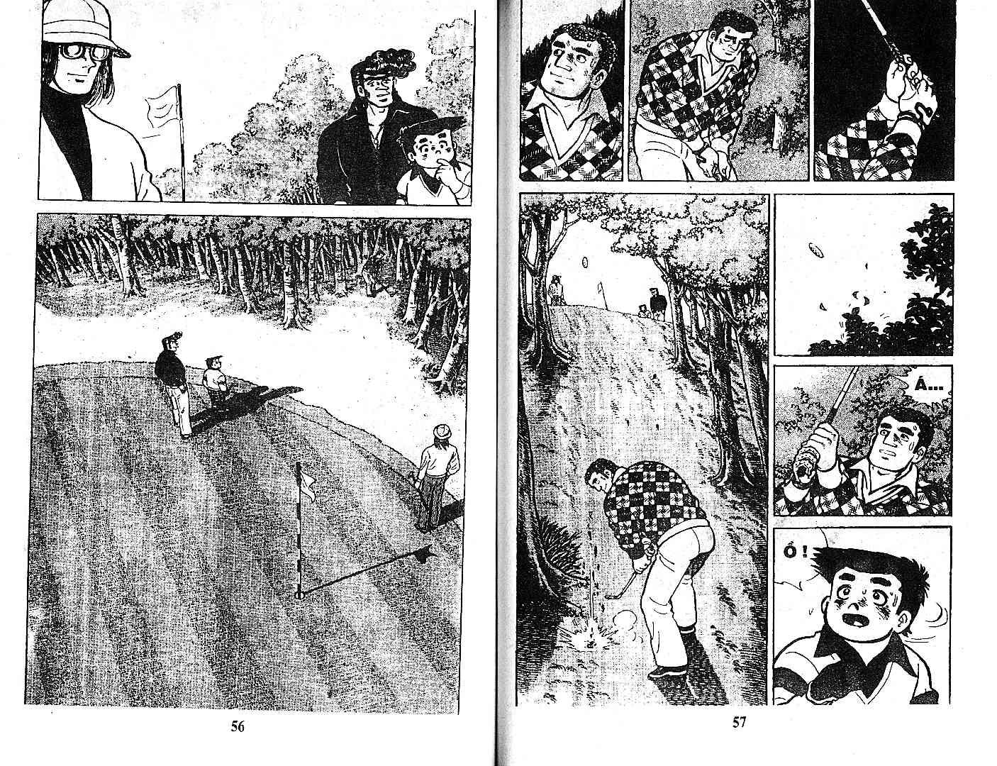 Ashita Tenki ni Naare chapter 26 trang 27