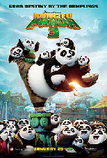 Sinopsis Film Kungfu Panda 3, January 2016