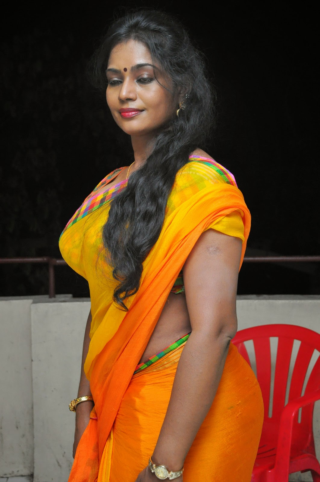 Hot And Spicy, Top South Indian Character Actresses -3821