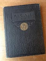 Schreiner Institute 1929 Recall yearbook Kerrville Texas