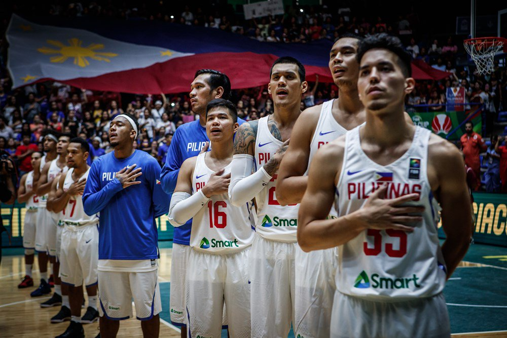 Gilas Pilipinas vs Japan FIBA World Cup Asian Qualifiers