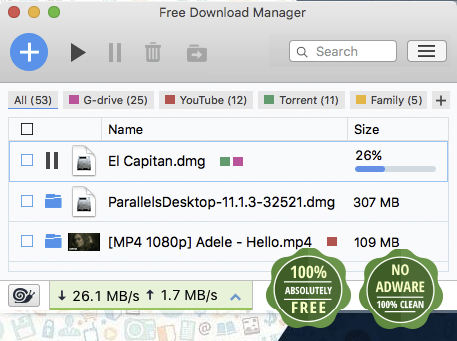 free download manager 2018
