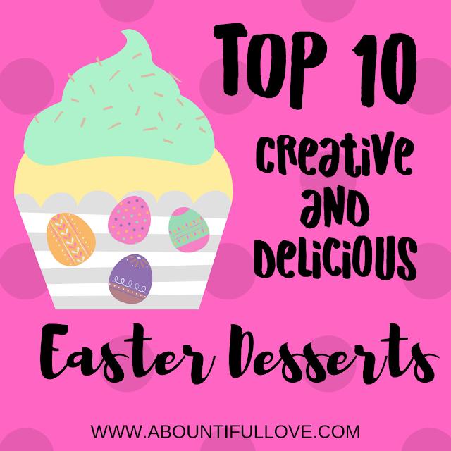 Easter Sunday Desserts