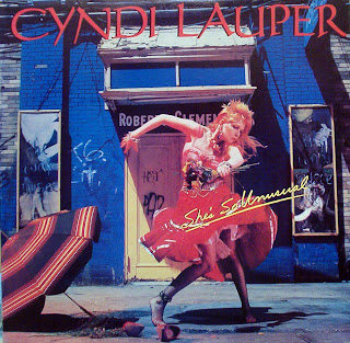 Cyndi Lauper: She's So Unusual (1983)
