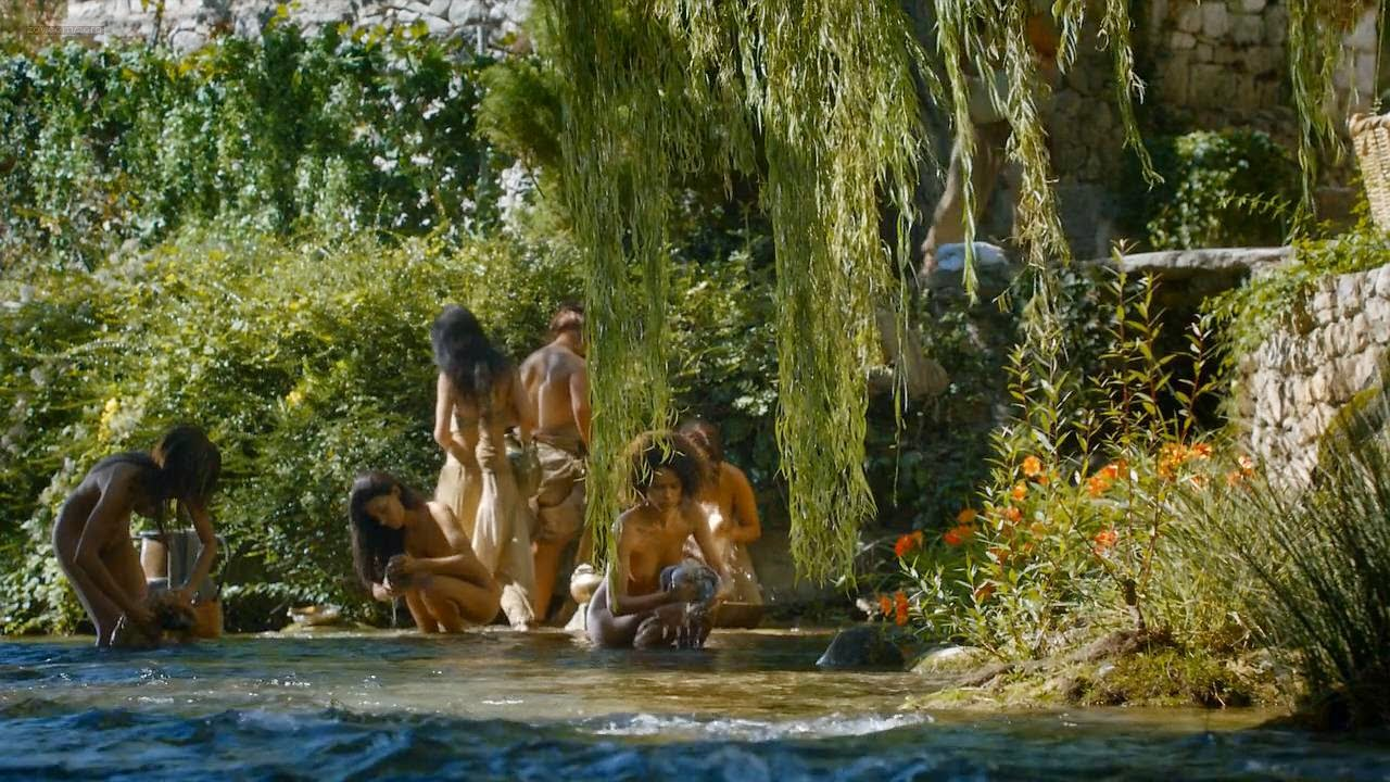 Flirty Not Dirty Game Of Thrones Nathalie Emmanuel Naked -5709