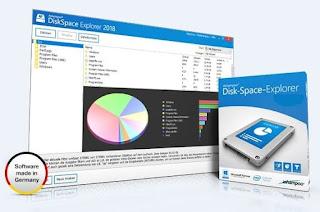 برنامج, لاستكشاف, مساحة, القرص, الصلب, Ashampoo's ,Disk-Space-Explorer, اخر, اصدار