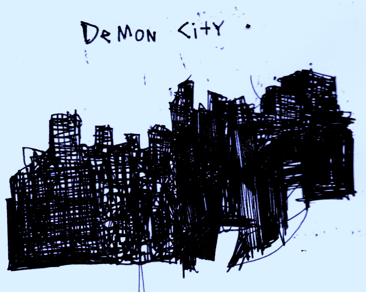 Patreon Demon City