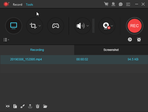 ApowerREC Screen Recorder Full Features