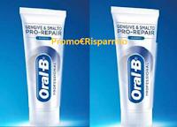 Logo Diventa uno dei 100 tester nuovo dentifricio Oral-B