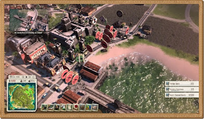 Tropico 5 PC Games Gameplay