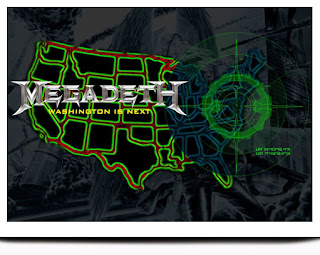 Washington is next Megadeth