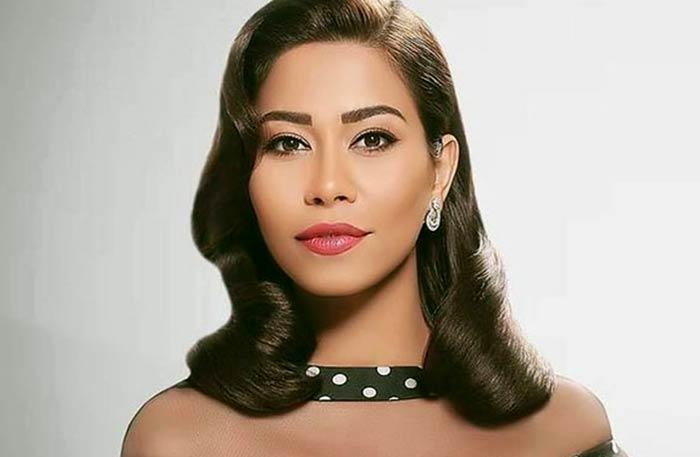 شيرين عبد الوهاب تحتفل بالمليون الخامس من متابعيها على Instagram