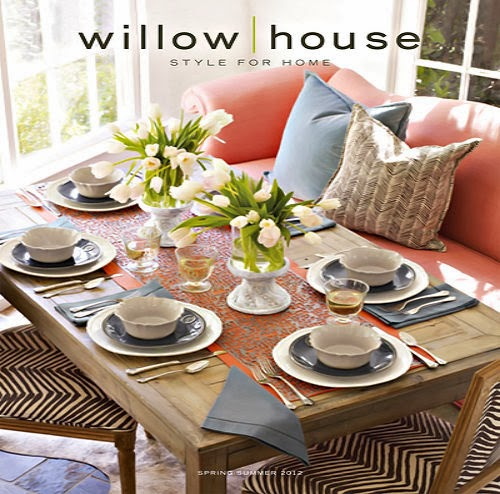 Home Decorations Catalogs: Willow House With Lynn: NEW Spring Willow House Home Decor