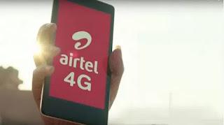 Airtel 4G LTE service in Lagos