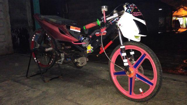 Gambar Modifikasi Sepeda Ontel Drag Motor Modifikasi Terkini Modifikasi Sepeda Drag