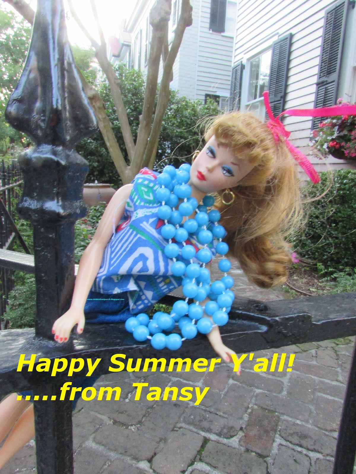 Hope you are having a great summer!