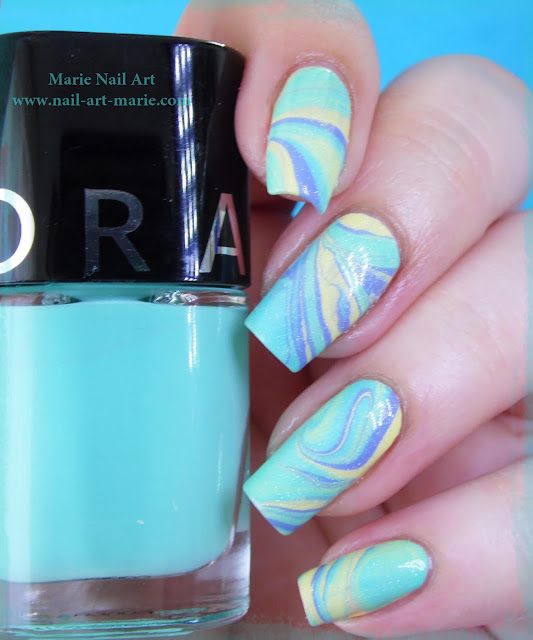water marble tropical4
