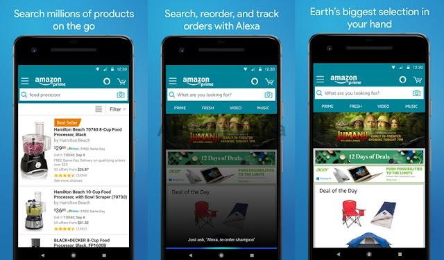 Amazon-Shopping-App-Screenshot
