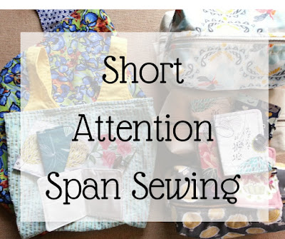 Quick and Easy Sewing