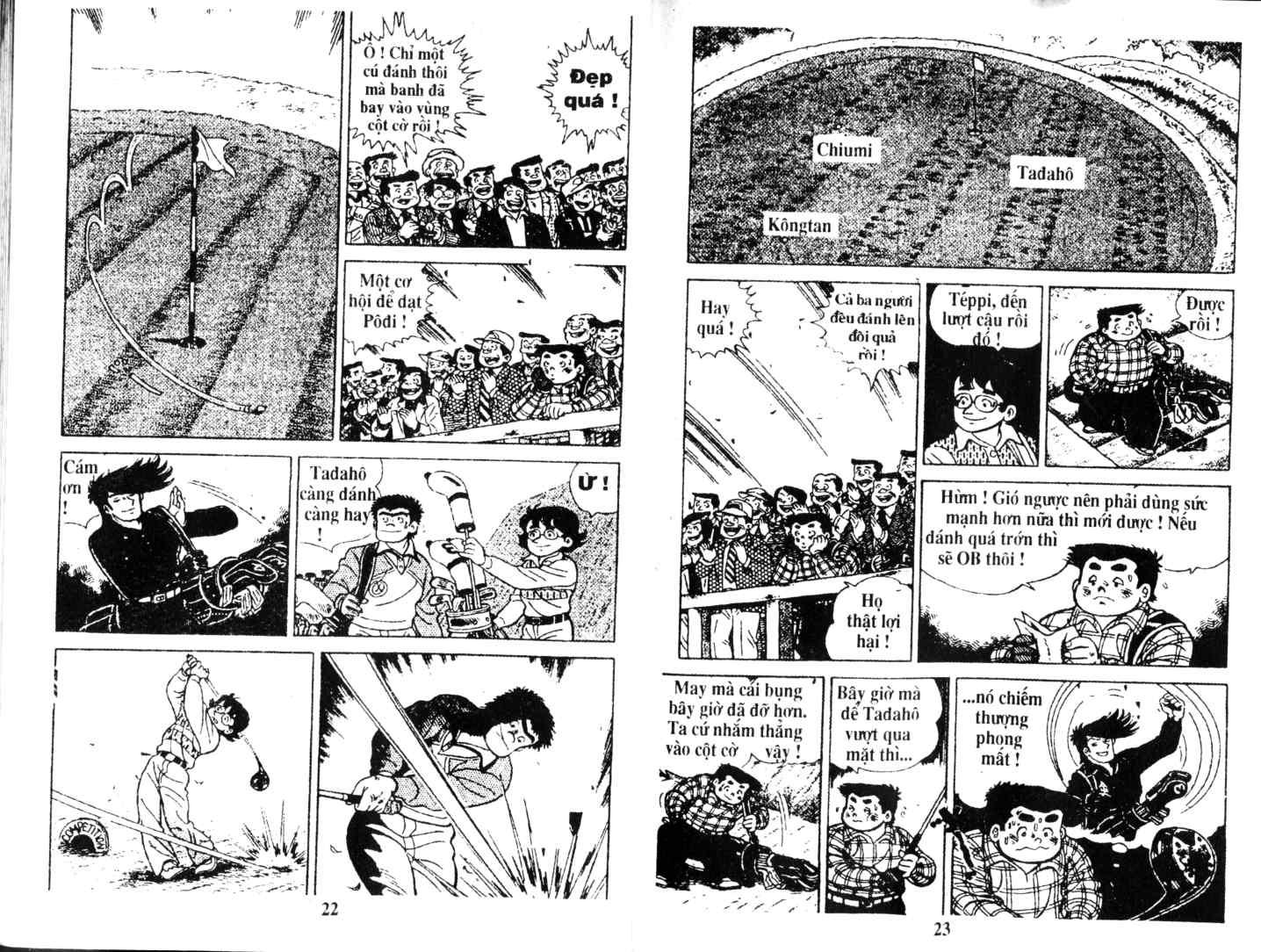 Ashita Tenki ni Naare chapter 7 trang 10