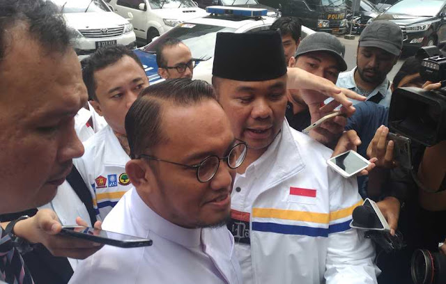 Prabowo-Sandi Angkat Keluarga Pendiri NU Jadi Jubir Baru