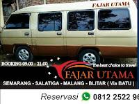 Travel Solo Malang Fajar Utama