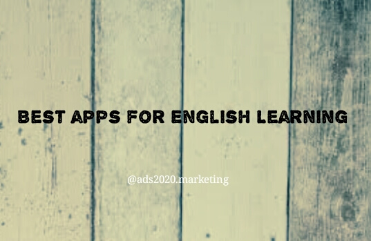 Best Mobile apps for English Learning-537x349